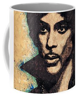 Prince Illustration Coffee Mug