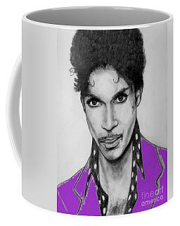 Prince In Purple Coffee Mug