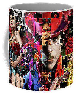 Prince Puzzle Of Missing Pieces 1 Coffee Mug