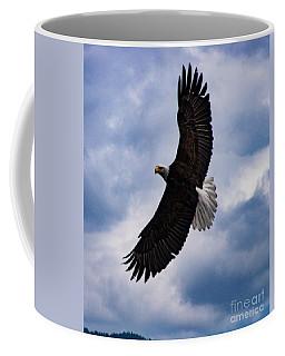 Prince Rupert Soaring Eagle Coffee Mug