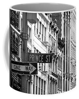 Prince Street Coffee Mug