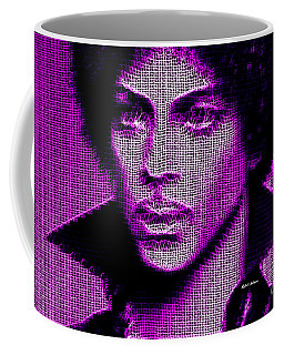 Prince - Tribute In Purple Coffee Mug