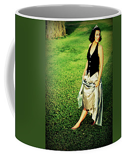 Princess Along The Grass Coffee Mug