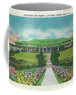 Princess Anne Country Club Virginia Club  Coffee Mug