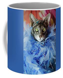 Princess Cat Coffee Mug