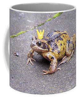 Princess Frog Coffee Mug