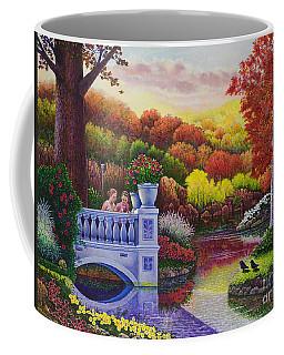 Princess Gardens Coffee Mug