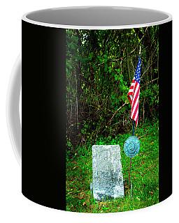 Princess White Feather Coffee Mug