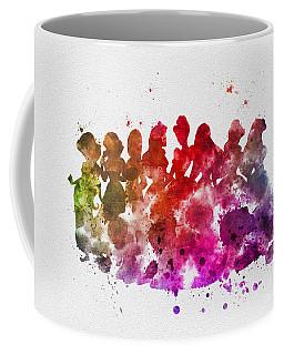 Princesses  Coffee Mug