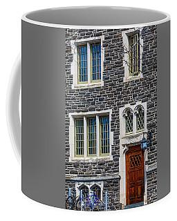 Coffee Mug featuring the photograph Princeton University Patton Hall No 9 by Susan Candelario
