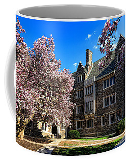 Princeton University Pyne Hall Courtyard Coffee Mug