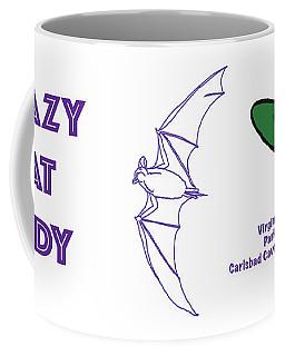 Crazy Bat Lady Coffee Mug