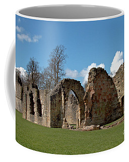 Priory Ruins Coffee Mug