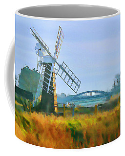 Priory Windmill Coffee Mug