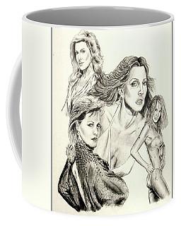 Priscilla Presley Montage Coffee Mug