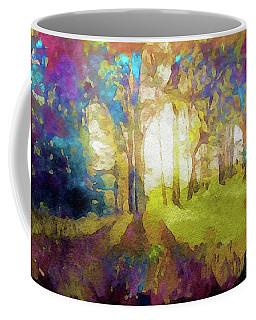 Prismatic Forest Coffee Mug