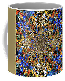 Prismatic Glasswork Coffee Mug