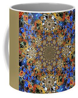 Prismatic Glasswork Coffee Mug by Nick Heap