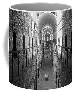 Prison Cell Hall Coffee Mug