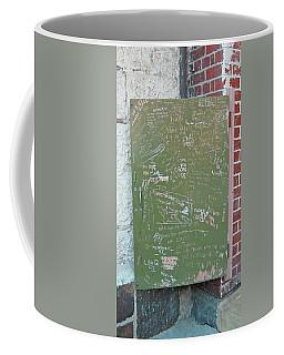 Prison Graffiti 2 Coffee Mug