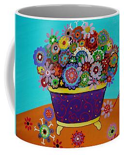 Pristine Flowers Coffee Mug