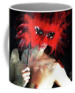 Private Masquerade  Coffee Mug
