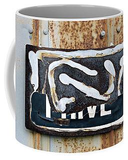 Private Secret Coffee Mug