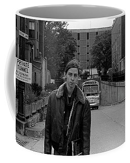 Private Tunnel, 1972 Coffee Mug
