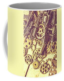 Process Of Strategic Battle Coffee Mug