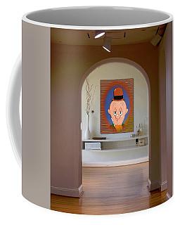 Profile Elmer Fudd Coffee Mug