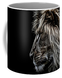 Profile Of A King Coffee Mug