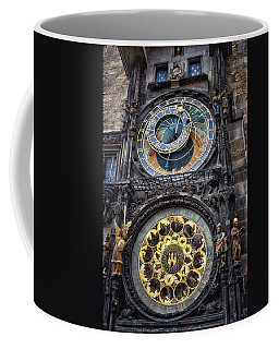 Progue Astronomical Clock Coffee Mug