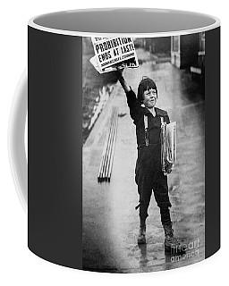 Prohibition Ends  Coffee Mug