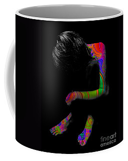 Projected Body Paint 2094915a Coffee Mug