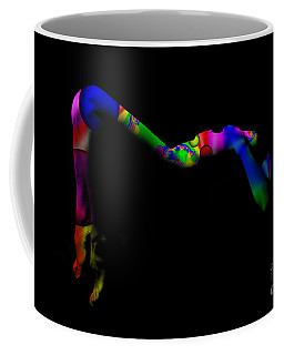 Projected Body Paint 2094947a Coffee Mug