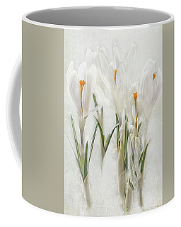 Promise Of Spring Crocus Coffee Mug