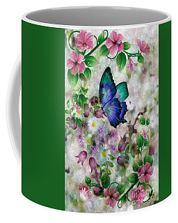 Promise Of Spring Coffee Mug by Maria Urso