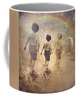 Phases Of The Journey--the Promise Of The Rainbow Coffee Mug