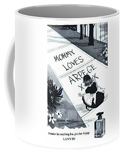 Coffee Mug featuring the digital art Promises by ReInVintaged