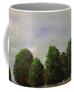 Property Line Coffee Mug