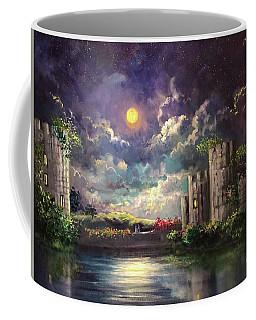 Proposal Underneath The Moon Coffee Mug