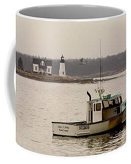 Prospect Harbor Lighthouse Coffee Mug