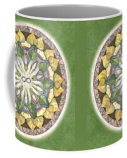 Prosperity Mandala Coffee Mug