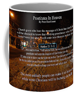 Prostitutes In Heaven Coffee Mug
