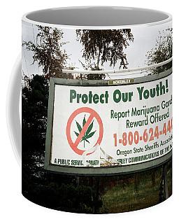 Protect Our Youth Coffee Mug