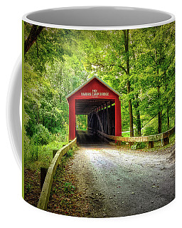 Protected Crossing In Summer Coffee Mug