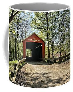 Protected Crossing In Spring Coffee Mug
