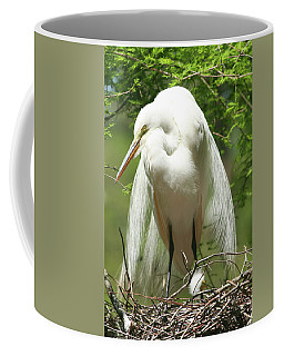 Protecting Coffee Mug