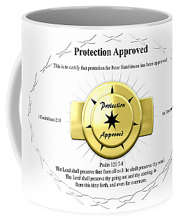 Protection Approved Coffee Mug