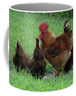 Protection From Harm Coffee Mug by Donna Brown